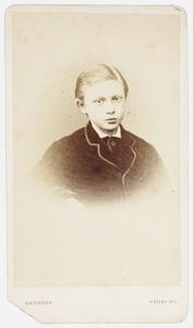Portret van Frederik van de Poll (1860-1937)