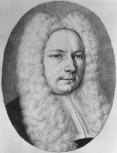Portret van Cornelis Backer (1693-1775)