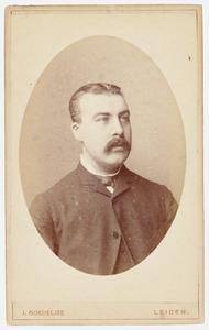 Portret van Guillaume Pierre van Outeren (1858-1912)