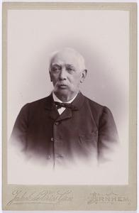 Portret van Gustaaf Lodewijk Gerhard van Ditzhuyzen (1829-1900)