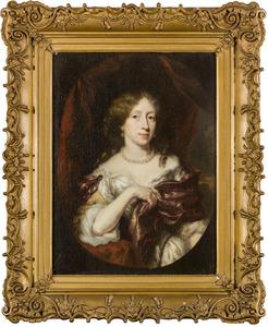Portret van Constantia Coymans (1651-1724)