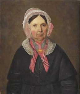 Portret van Lucia Godefrida Sauvé (1790-1869)