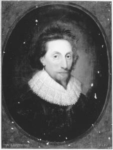 Portret van William Lenthall