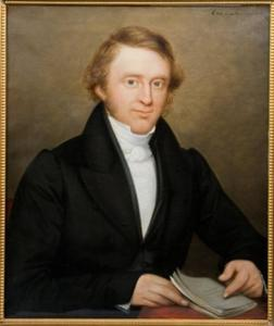 Portret van Age Hylkes Tromp (1794-1876)