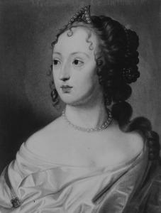 Portret van Mary Killegrew (1627-1677)