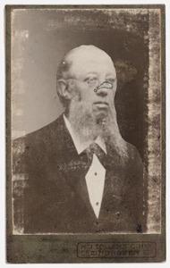 Portret van Joh.P. Pennock