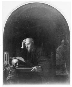 De geleerde en de dood