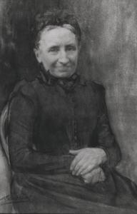 Mevrouw van der Waay