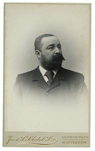 Portret van dhr. Jan Jacob Havelaar (1855-1906)