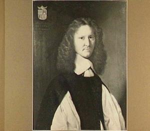Portret van Abel Coenders Lewe tot Asinga (1624-1663)