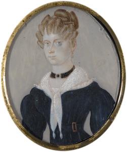 Portret van Sara Maria van Lelyveld ( -1828)