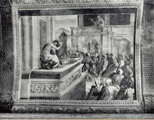 David en Bathseba (2 Samuël 11-12)