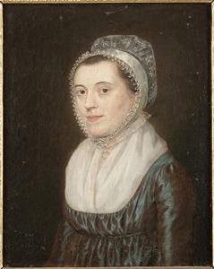 Portret van Joanna Maria Nahuys (1780-1848)