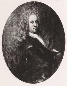 Portret van Abraham van der Cruysse