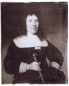 Portret van Anthonij Pietersz. van Bronckhorst (1615-1670)