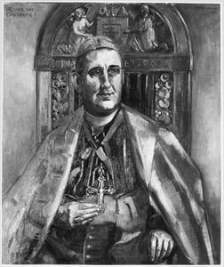Portret van Joannes Dominicus Joseph Aengenent (1873-1935)