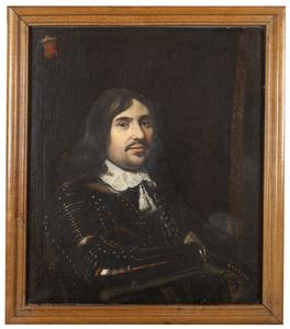 Portret van Willem Vincent van Wittenhorst (1613-1674)