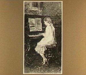 Voor de piano