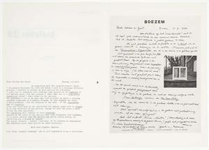 Art & Project Bulletin #29