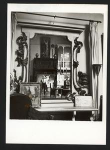 Kees van Dongen in zijn atelier