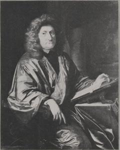 Portret van Johannes Roos (1620-1703)