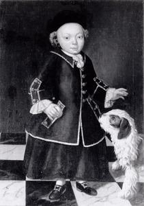 Portret van Petrus Engelhard ( -1812)