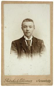 Portret van Hendrik Kuipers