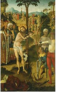 Martelaarschap van Sint Sebastiaan