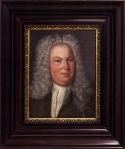 Portret van Pieter Mogge (1698-1756)