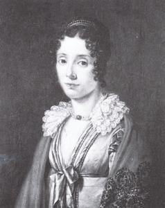 Portret van Helena Snoek (1764-1807)