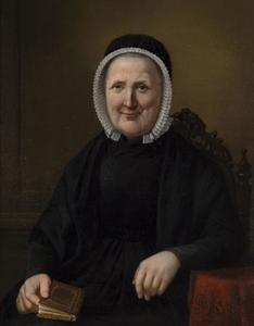 Portret van Henriette Francoise Chabot (1777-1868)