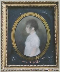 Portret van Geertruida van Diermen (1782-1849)