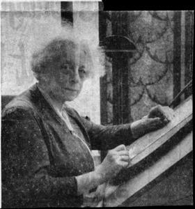 Portret van Engelien Reitsma-Valenca