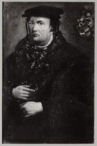 Portret van Jacob Pietersz. Schaep (1486-1544)