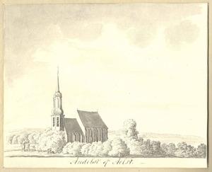 De kerk van Andelst