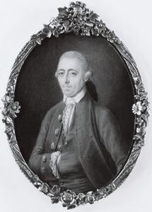 Portret van Johannes Wesenhagen ( -1803)