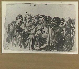 Christus en apostelen?