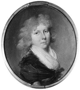 Portret van waarschijnlijk Sophie Jeanne Charlotte van Hardenbroek (1773-1841)