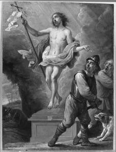 De vijftien mysteriën van de rozenkrans: de wederopstanding van Christus