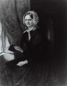 Portret van Christina ten Cate (1800-1863)