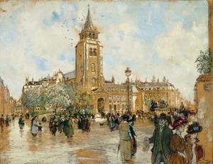 St. Germain de Prés te Parijs