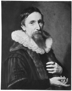 Portret van Johannes Fontanus (1574-1628)