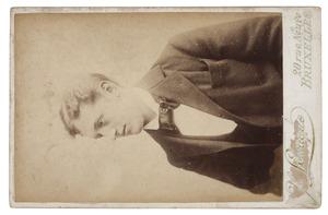 Portret van Willem Charles Lanen (1874-1939)