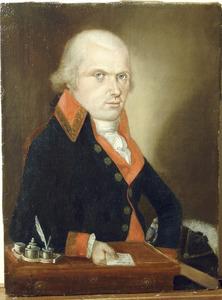 Portret van Johan Arnold Bloys van Treslong (1754-1824)