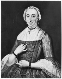 Portret van Elisabeth Helena Smit