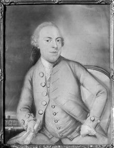Portret van Lucas Dijl (1747-1822)
