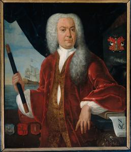 Portret van Adriaan Valckenier (1695-1751)