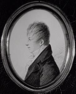 Portret van prins Willem II van Oranje- Nassau (1792-1849)