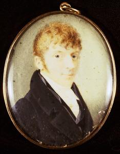 Portret van Benjamin Rouffaer ( -1863)