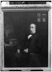 Portret van Willem Rene van Tuyll van Serooskerken (1813-1878)